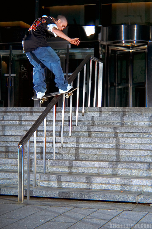 keith front board- la bourse
