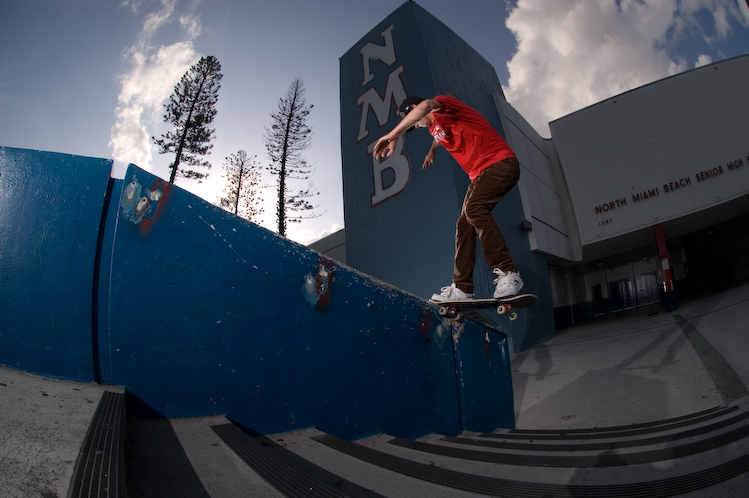 aaron - front nose