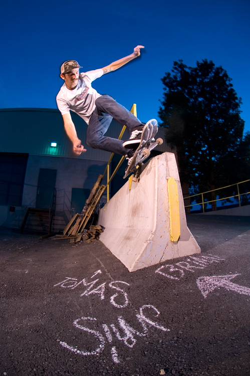 Tomas - wallie 5-0 pivot